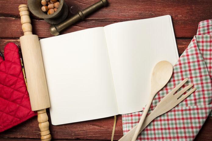 menu ricettario